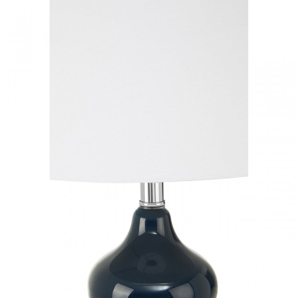 Heidy Table Lamp Blue | Clanbay CB18209