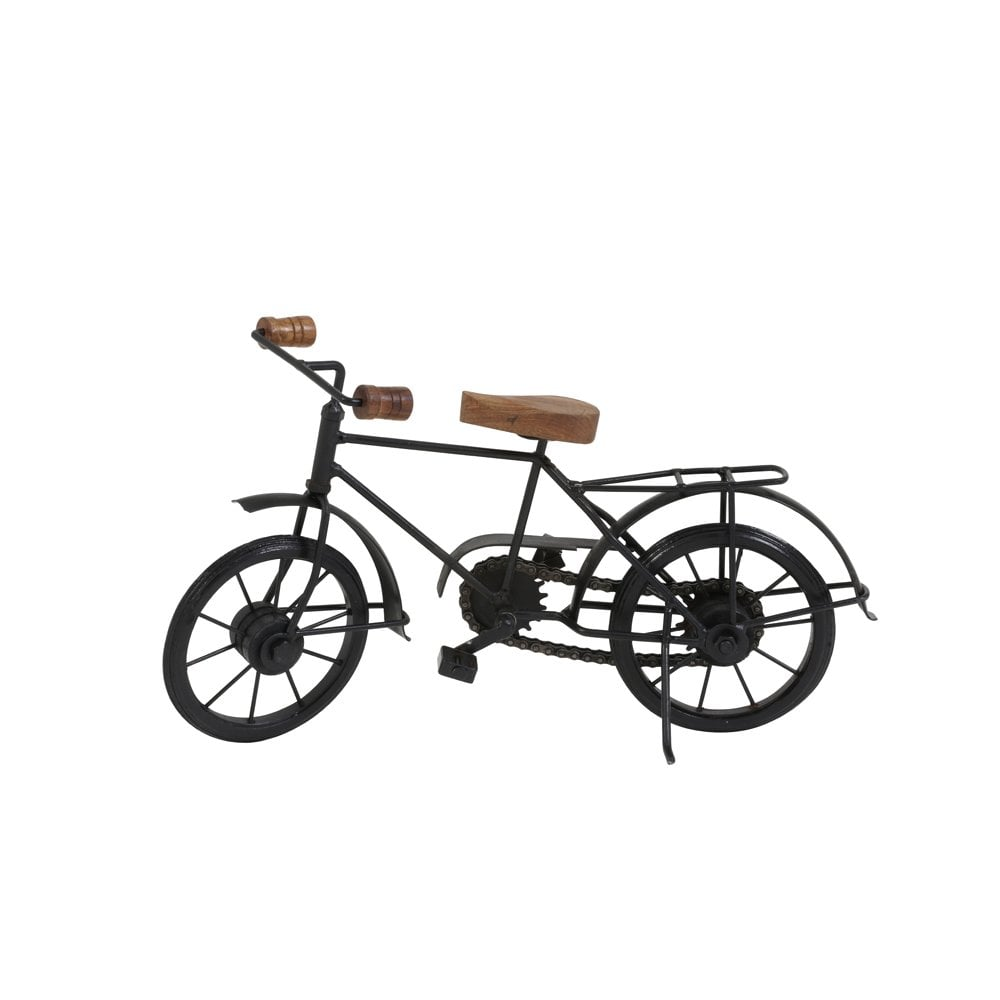 Clanbay LL Ornament 34x10.5x18cm Bicycle Black